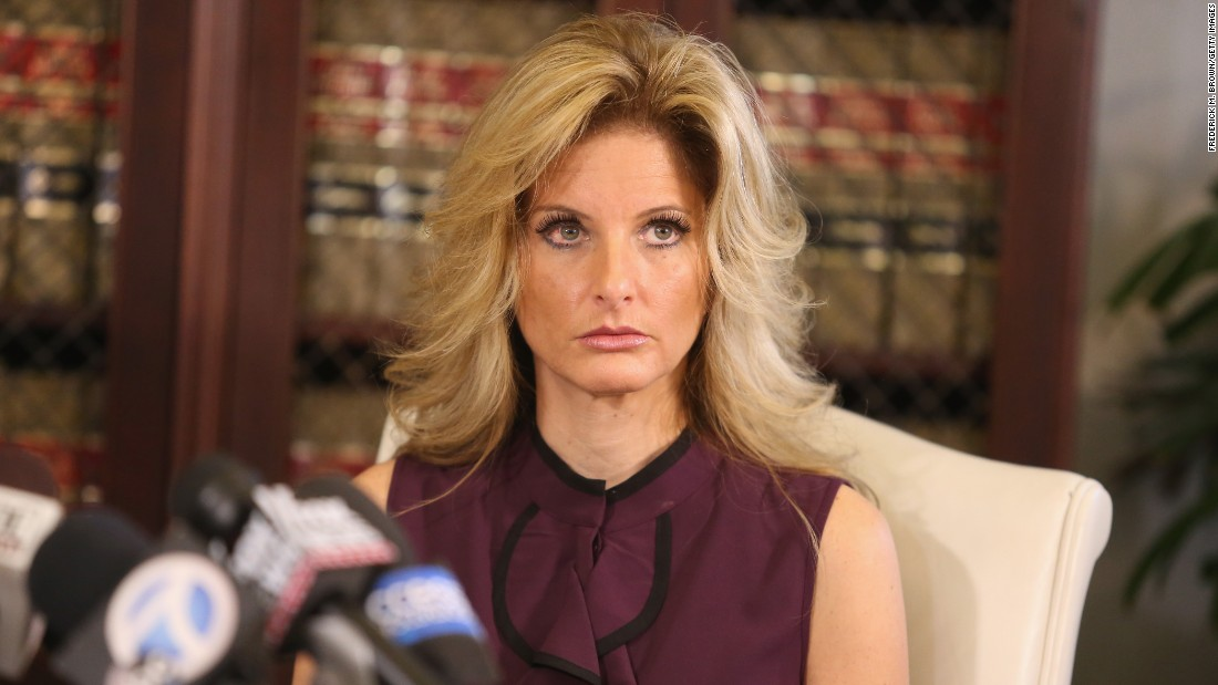 Summer Zervos shared allegations of Trump's sexual assault with lawyers in 2011, court filing states
