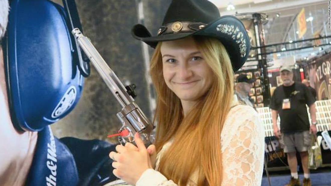 Maria Butina released from federal prison, expected to be deported to Russia