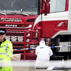 Essex truck deaths: Two more arrested after 39 victims found in container -- live updates