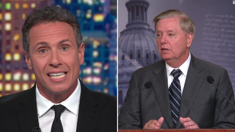 Cuomo to Graham: Impeachment hasn't changed … you have