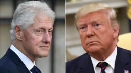Why Bill Clinton's impeachment playbook won't work for Trump